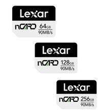 Оригинальная карта памяти Lexar NM, высокоскоростная 256G для Huawei Mate30 / P30pro / nova5/20RS, мобильный телефон, карта памяти