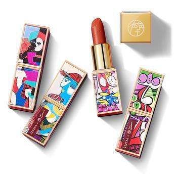 Zeesea nuevas colecciones Picasso mate de larga duración a prueba de agua de terciopelo antiadherente tazas Natural barra de labios nude Glaze maquillaje cosmético