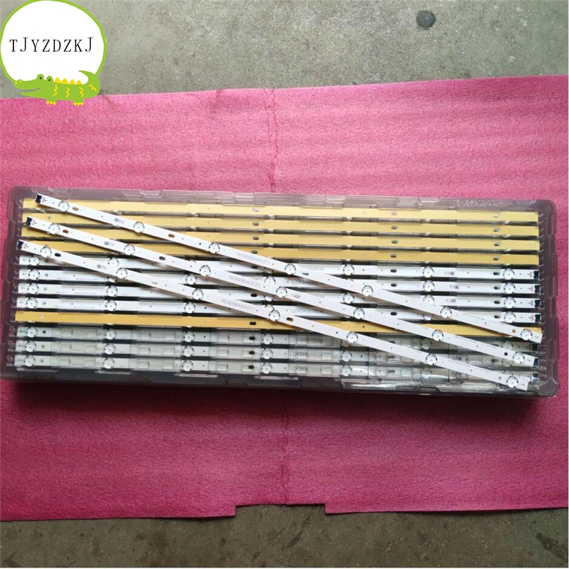 Original Led Backlight Strip For 43UJ634V 43LJ594V HC430DUN SSC_43LJ61_FHD LG Innotek 17Y 43inch-A-Type 43UJ6307 43UJ6300