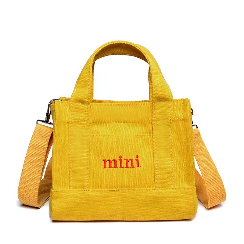 Details about  /Women Lamb Like Fabric Shoulder Bag Simple Canvas Handbag Tote Large  For Girls