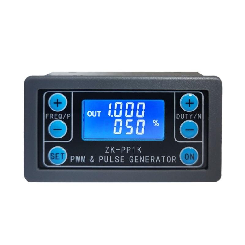 ZK-PP1K ШИМ импульсный Частотный рабочий цикл регулируемый модуль прямоугольная волна генератор сигналов
