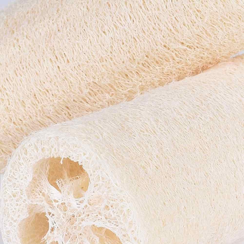 VIBRANT GLAMOUR naturalne, zdrowe, Loofah kąpieli prysznic do mycia ciała piłka do kąpieli prysznic pocierać akcesoria łazienkowe prysznic płuczka z myjką