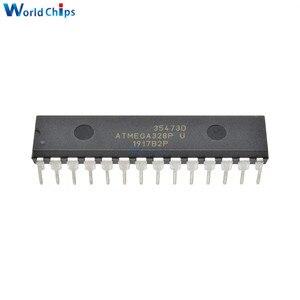 Image 2 - 10Pcs/lot ATMEGA328P PU CHIP IC ATMEGA328 328P Microcontroller DIP 28 for Arduino