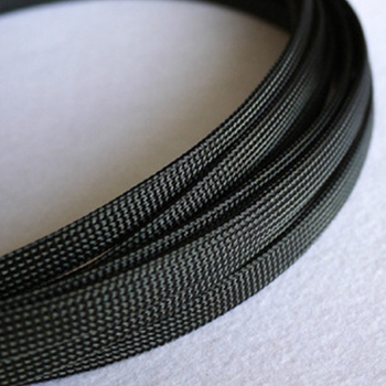 100/150/200/300M 3mm to 25mm Insulated Braid Sleeving Tight PET Wire Expandable Cable Sleeve Flame-retardant nylon braided tube