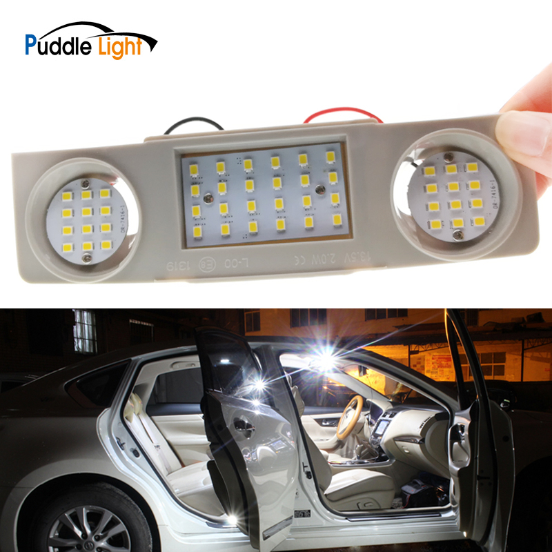 LED Fornt/Rear Map Dome Light Ceiling For VW <font><b>Golf</b></font> Plus/4/<font><b>5</b></font>/6 Jetta Passat Scirocco Sharan Tiguan Touran Interior Reading Lamp image