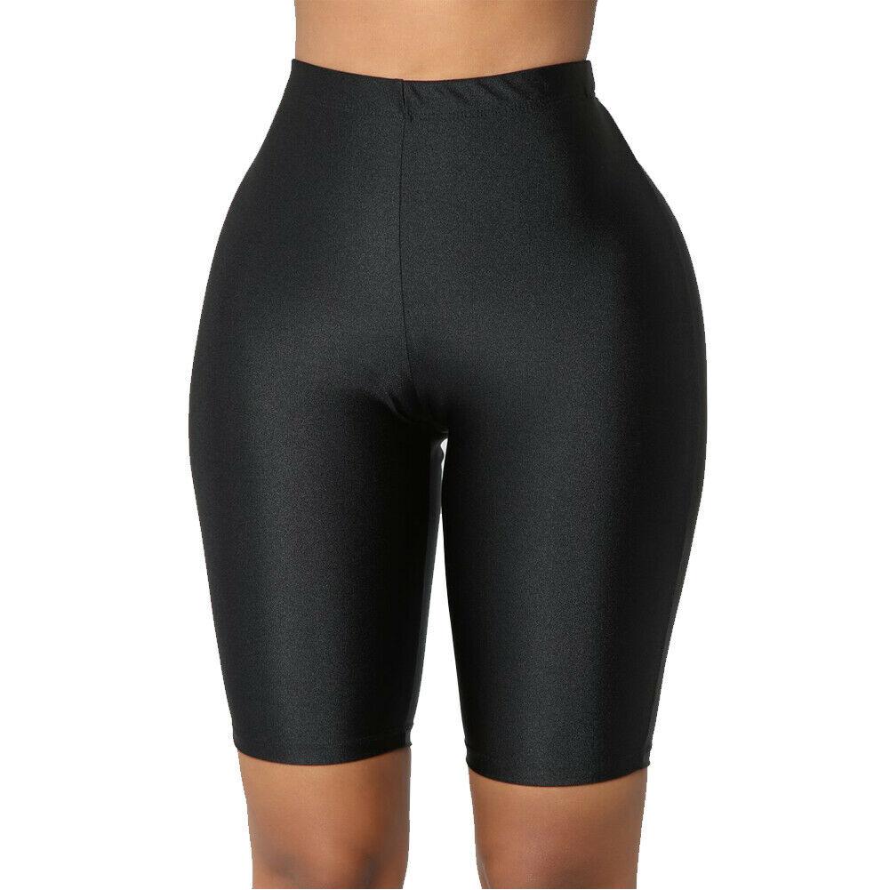 Women Cycling Shorts Dancing Gym Bike Leggings Casual Sports Yoga Shorts