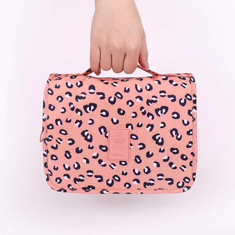 New Pattern Cosmetic Bag Men And Women Makeup Bags Toiletries Organizer Bathroom Waterproof Wash Bag Travel Beauty Accessories