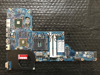 639523-001 639523-501 639523-601 FOR HP PAVILION G6T-1a G6T-1b Motherboard Tested working