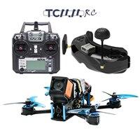 TCMMRC fpv FlySky FS i6X Bully 5 cal racing drone pilot zdalnego sterowania 2.4 GHZ 10 CH dla helikopter RC wielu wirnika drona
