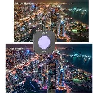 Image 5 - Için FEIYU TECH cep MCUV CPL NDPL ND8/16/32 ND64 gece nötr yoğunluklu Lens filtre seti için FEIYUTECH Gimbal kamera aksesuarları