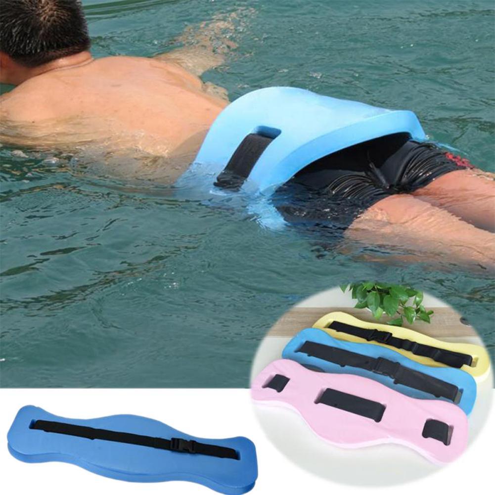 Adjustable Back Floating Foam Swimming Belt Waist Board Training Equipment Tool New Chic