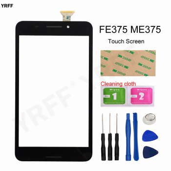 7 inch ips lcd display screen panel n070icn gb1 for asus fonepad hd7 me175 me372cg me372 me372cl k00e k00s me173x New Touch Screen For Asus Fonepad 7 FE375 FE375CG FE375CXG ME375 K019 Touch Screen Digitizer Glass Panel Assembly Parts