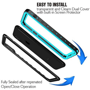 Image 5 - Waterproof Case 360 Protect for Apple iPhone 12 Pro Max Case Hard PC Water Proof Cover for iPhone 11 Xr Xs X iPhone12 Mini Coque