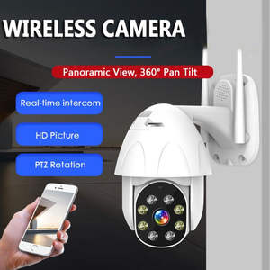 Wifi-Camera Outdoor ...