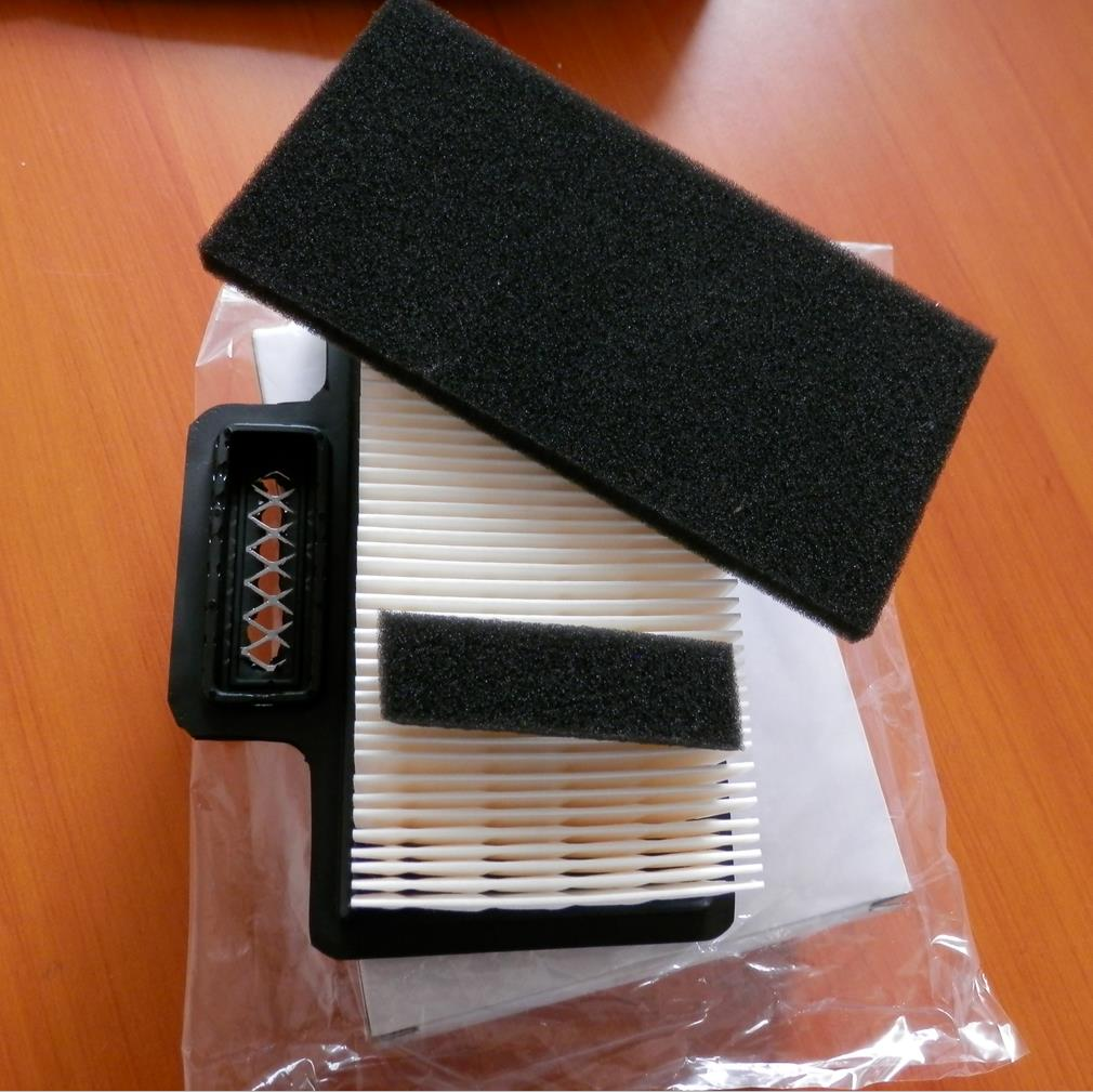 BS50-2i AIR FILTER COMBO FITS WACKER NEUSON BS60-2i BS70-2i BS60-4S & MORE RAMMER PAPER MAIN CLEANER PRE-FILTER ELEMENT ASSEMBLY
