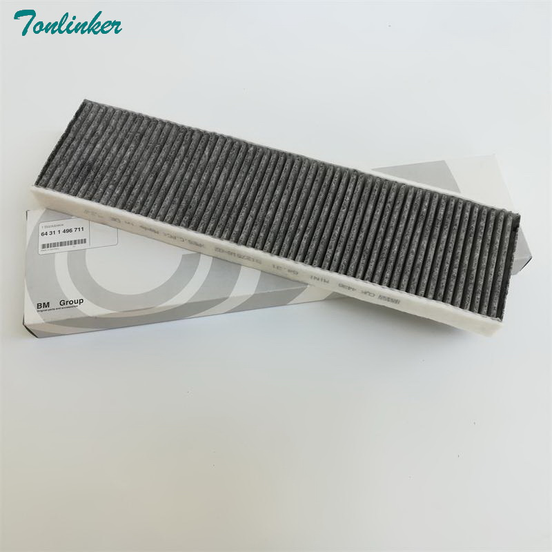filtro de cabine para carro bmw mini cooper r50 r53 r52 r57 2001 2010 alta qualidade