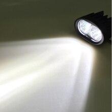 High Quality 20W Marine Spreader Light LED Deck/Mast Light Flood Light  For Boat 12v-30v DC