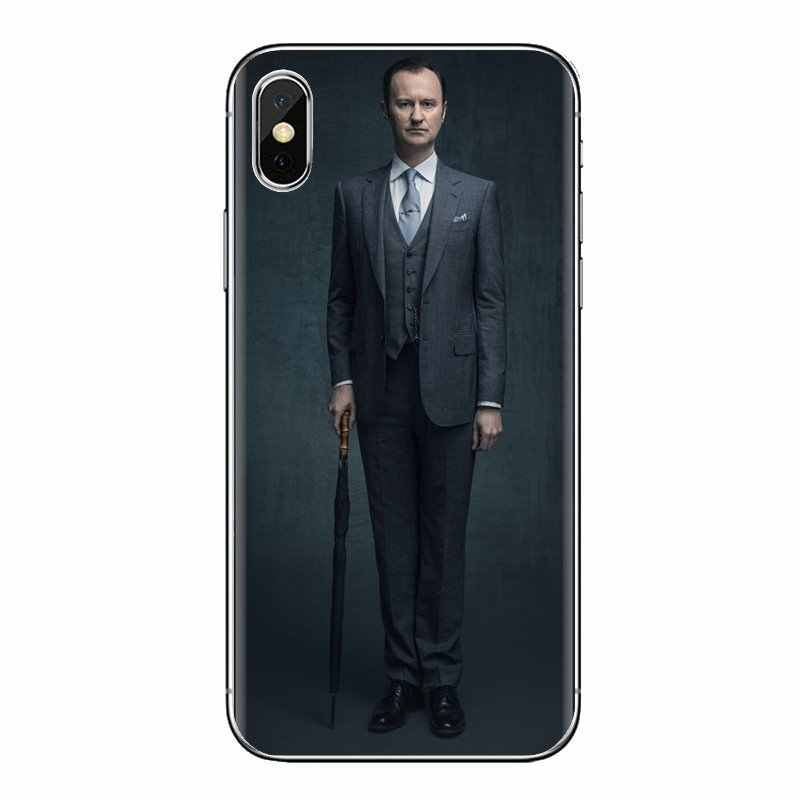 Untuk LG G3 G4 Mini G5 G6 G7 Q6 Q7 Q8 Q9 V10 V20 V30 X Power 2 3 K10 k4 K8 2017 Sherlock Season 4 Lembut Transparan Kasus Penutup