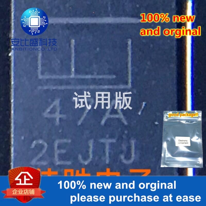 20pcs 100% New And Orginal 1.5SMC47A 47V TVS Diode On Car DO214AB Silk-screen 47A