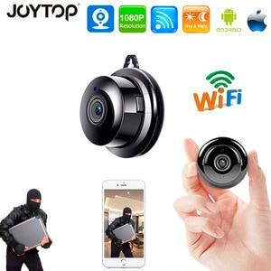 Image 1 - Petit P2P Full HD 1080P Mini sans fil WIFI IP caméra Vision nocturne Mini caméscope Kit pour la sécurité à la maison CCTV Micro caméra sans fil