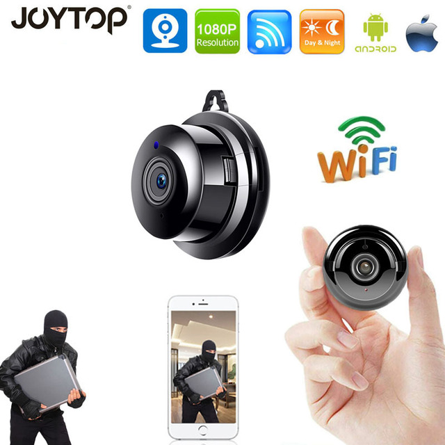 Small P2P Full HD 1080P Mini Wireless WIFI IP Camera Night Vision Mini Camcorder Kit for Home Security CCTV Micro camera Wirless