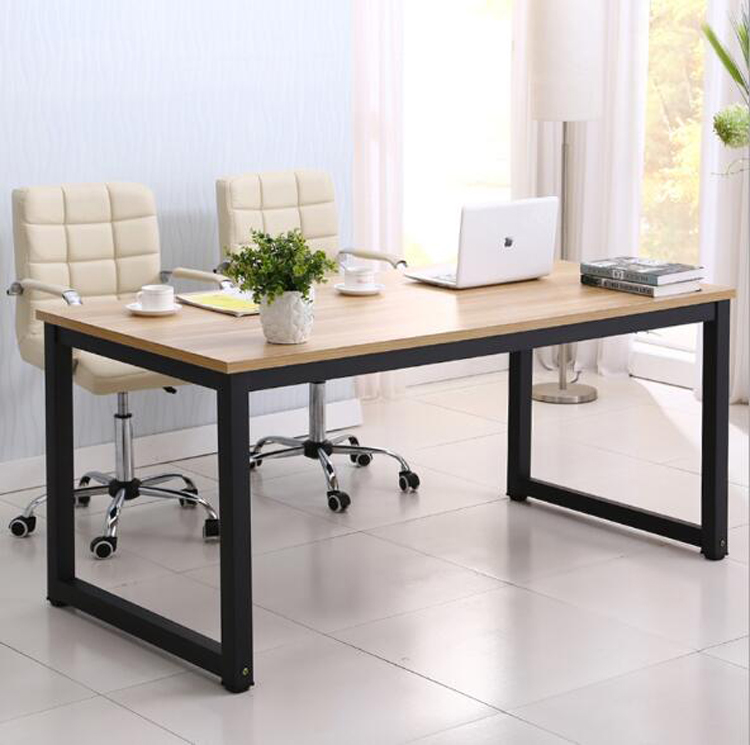 Modern Simple PC Computer Desk For Office Home Study Working Table Size 120cm*60cm*75cm /Table Top Thickness 2.5cm
