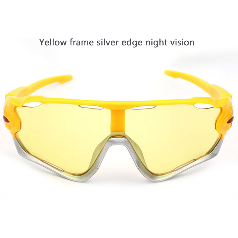 Cycling Sunglasses Sports Bicycle Eyewear Motorcycle Protection Glasses Bike Goggles Outdoor Riding Equipment For Men Women 0.3