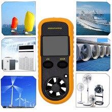 Digital Anemometer Temperature-Tester GM816 Wind Smart-Senor Mini Gauge