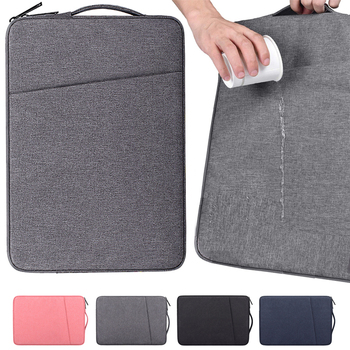 2021 Waterproof Laptop Bag Cover 13.3 14 15 15.6 inch Notebook Case Handbag For Macbook Air Pro Acer Xiaomi Asus Lenovo Sleeve 1