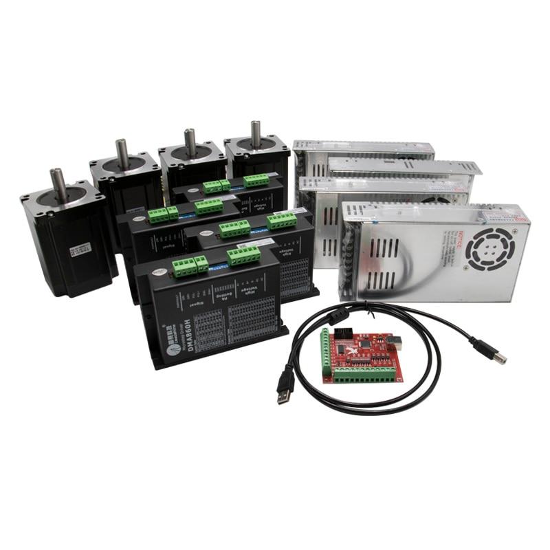 48V//7.3A Brand New Stepper Motor Driver Power Supply