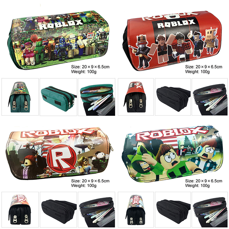 1 PCS Minecraft Pencil Case Eva Pen Case Children's Gift Multi-function Pencil Bag Large Capacity School Supplies Stationery