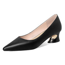 Весенние женские туфли лодочки Элегантная стильная женская обувь