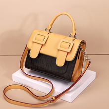 New Hot Luxury Solid Handbag Womens Bag High Quality Designer Shoulder Crossbody quality PU Leather Bags