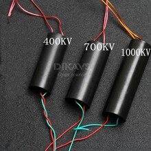Dc 3.6v-6v a 400kv 700kv 1000kv aumentar o gerador de alta tensão do módulo de potência