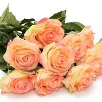 20pcs Fake Bridal Home Garden Wedding Artificial Flower Floral Party Decoration