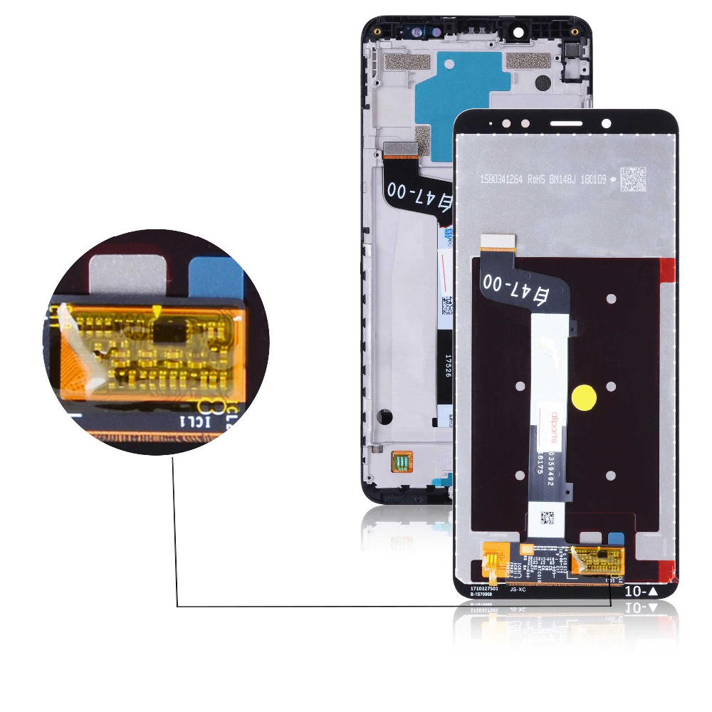 Für Xiaomi Redmi Hinweis <font><b>5</b></font> Plus <font><b>LCD</b></font> Display Touch Screen Panel Redmi Note5p <font><b>LCD</b></font> Display Digitizer Komplette Teile image