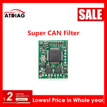 2020 Newest Super CAN Filter for BM*W CAS4 for MB W212 W221 W164 W166 W204 super can filter