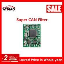 الأحدث لعام 2020 في علبة Super CAN Filter for BM * W CAS4 for MB W212 W221 W164 W166 W204 super can filter
