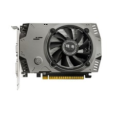 Gaming-Graphics-Card Ddr3 64bit Audio Desktop Express PCI Ce for Video GT730 4G Independent