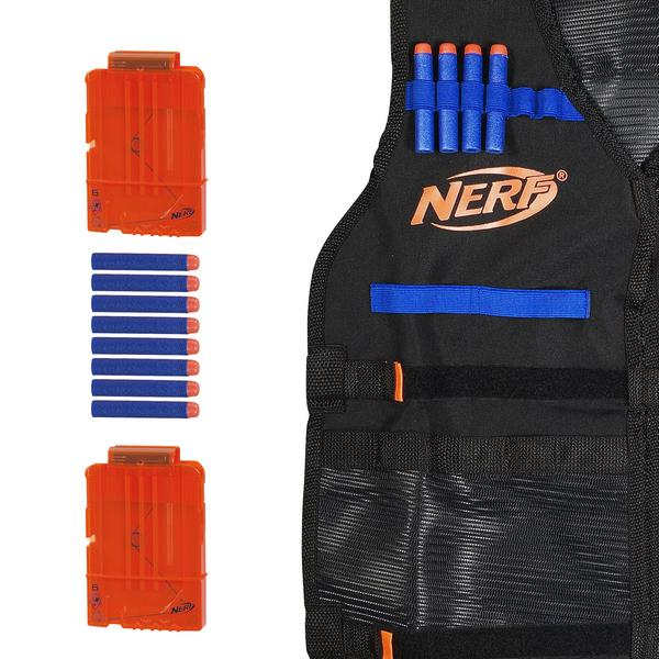 Nerf Elite Tactical Vest Hasbro