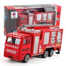 2021 игрушки для детей Инженерная игрушка горный автомобиль грузовик детский подарок на день рождения пожарная спасательная игрушка для дет...