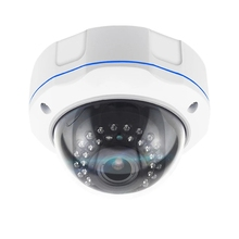 H.265 2MP 4X Manual Zoom 2.8-12mm Lens Dome IP Camera POE 30Pcs IR Leds Night Vision Infrared Home Network Camera ONVIF