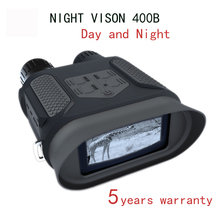 NV400B 7X31 Infared Digital Hunting Night Vision Binoculars 2.0 LCD military Day and Goggles Telescope for