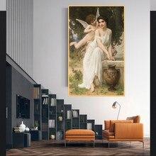 Pintura al óleo de Citon Amable Lenoir, cuadro del cartel de ilustraciones de fama mundial, Arte de la pared Decoración moderna para decoración del hogar
