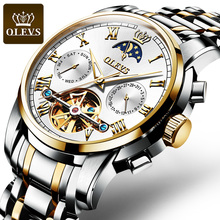 OLEVS Men Watch Automatic mechanical