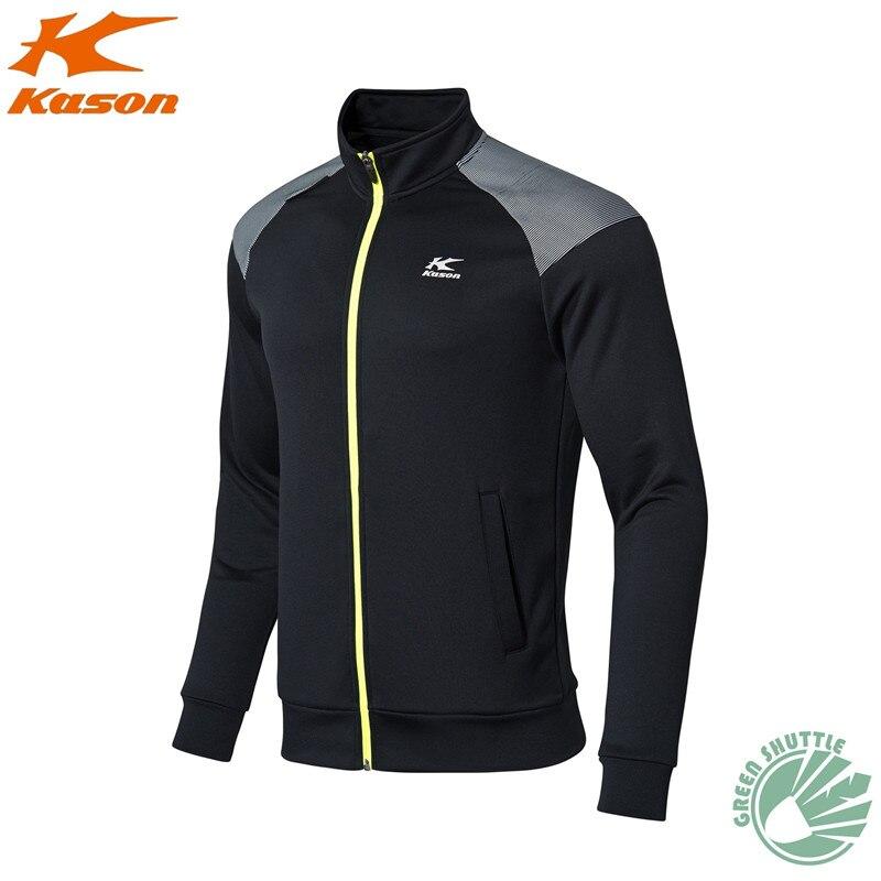 Подлинный касон бадминтон пальто спортивная мужская повседневная спортивная куртка с длинным рукавом FWDM003-3 - Цвет: Лаванда
