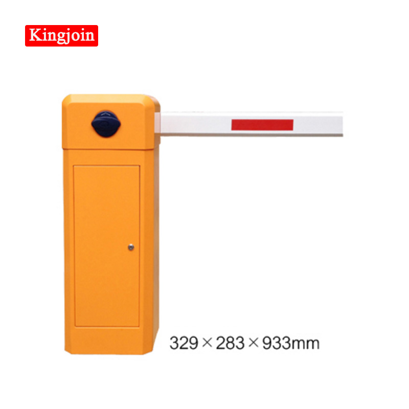 China Factory Price IP44 Traffic Barrier/ Private Car Parking Barrier Boom Security Gate 3m Arm Barrier Gate Parking Barrier