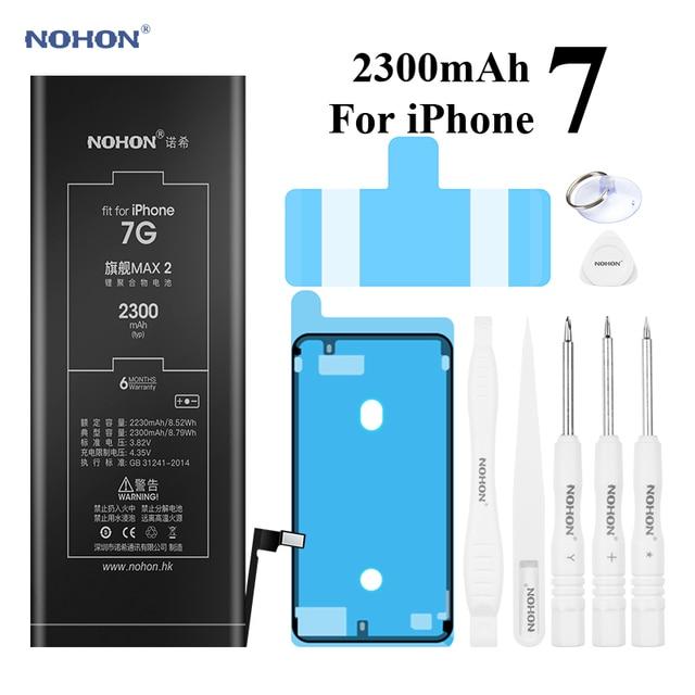 Nohon батарея для iPhone 7 1