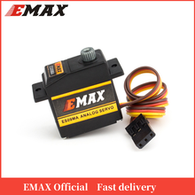 Official EMAX Servo EMAX ES09MA Servo (Dual Bearing) Specific Swash Servo For 450 Helicopters