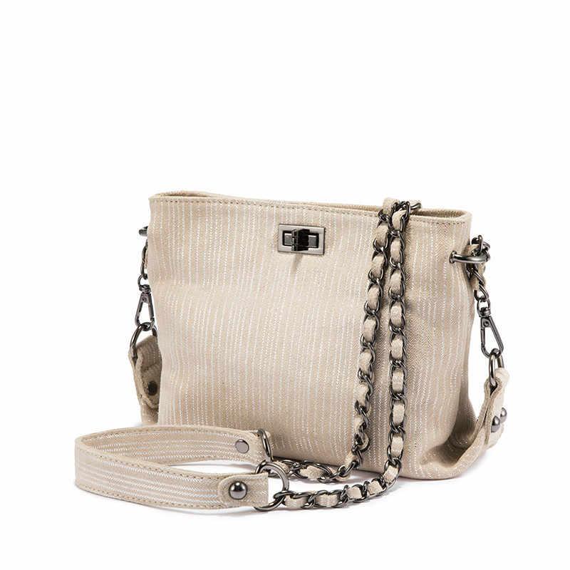 Kulit Asli Tas Selempang Wanita Tas Bahu Tas Messenger Fashion Tas Kecil Mewah Dompet dan Desain